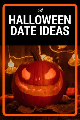 Halloween Date Night: Halloween activities for couples