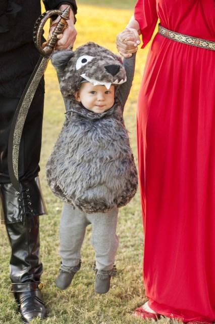 Princess Bride Halloween Costume