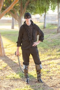 Princess Bride Wesley Costume