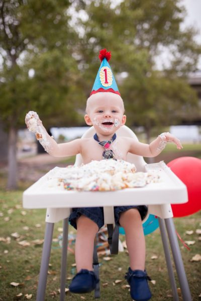 first birthday and Baby Cubby Love