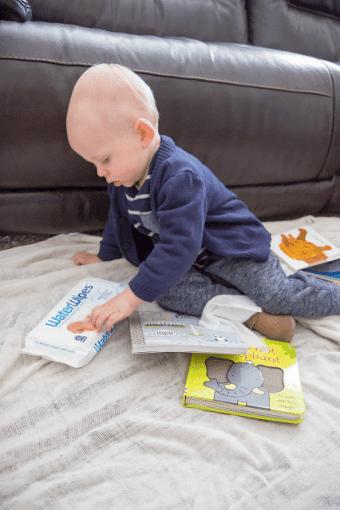 Surviving Baby's First Flu