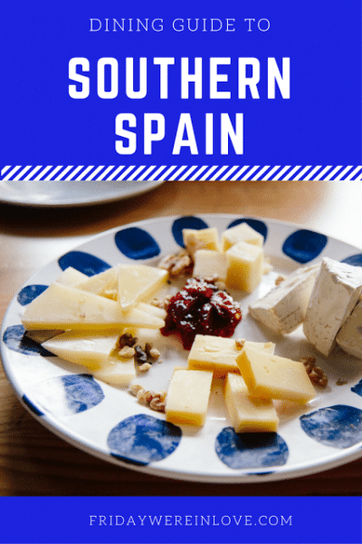 A Guide to Dining in Southern Spain