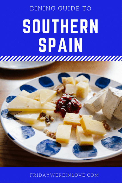 When traveling to Spain, Southern Spain has some of the best food you'll experience! Here's our guide to dining in Southern Spain