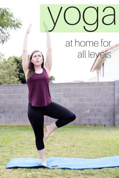 Yoga at Home for All Levels