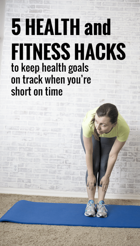 5 Health and Fitness Hacks
