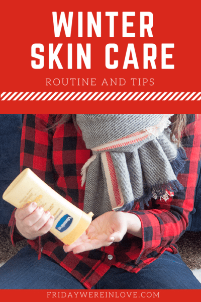 Surviving Winter skincare
