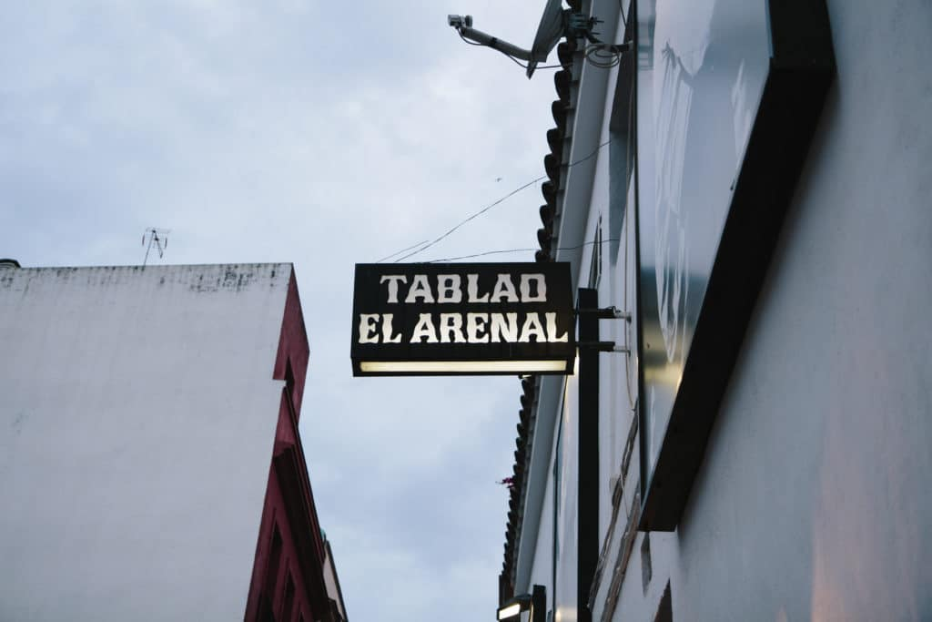 Tablao El Arenal Seville