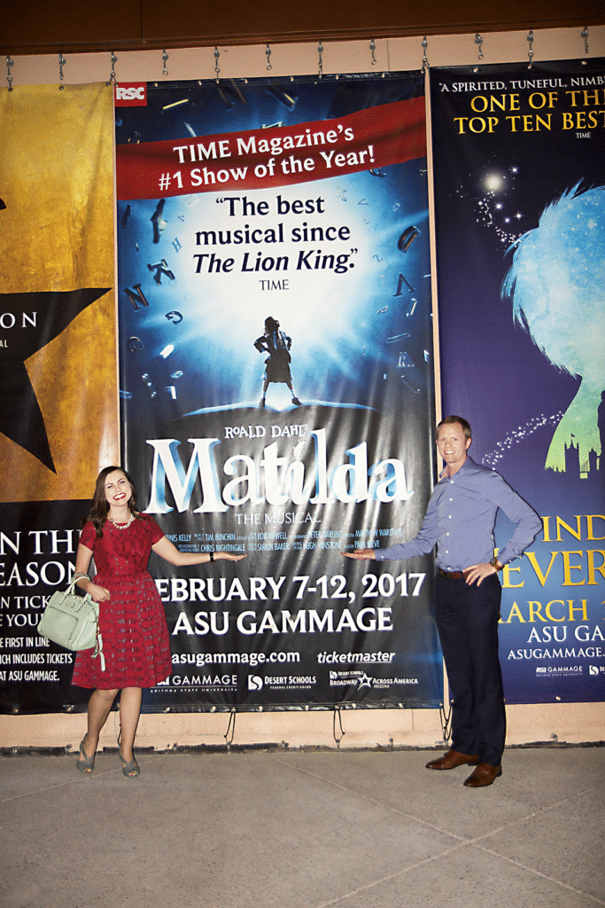Matilda the Play