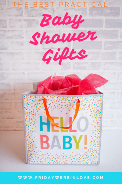 The Best Practical Baby Shower Gifts
