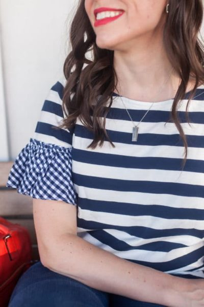 The Perfect Summer Bell Sleeved T