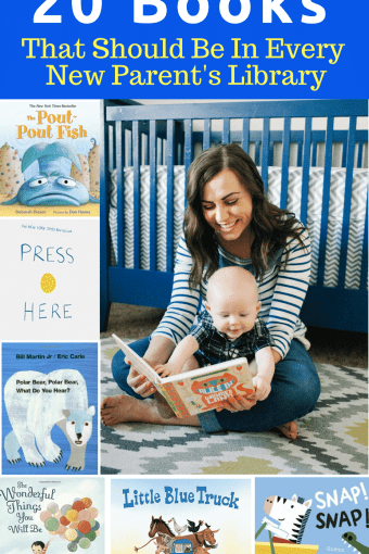 20 Books Every New Mom Should Have in Their Library