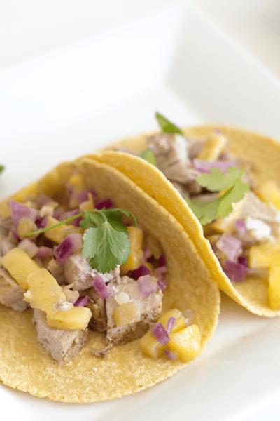 al pastor tacos in under 30 minutes
