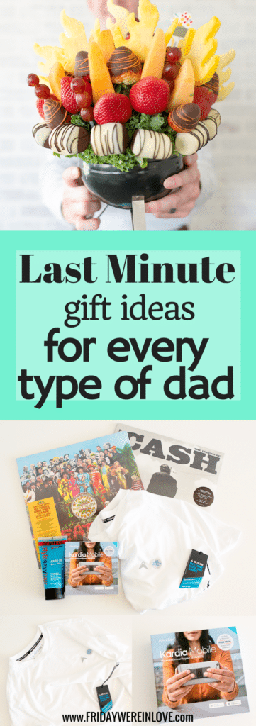 Last minute Father's Day gift guide for all types of dads