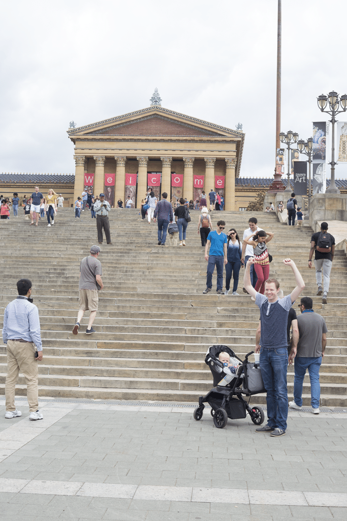 A weekend in Philadelphia: a travel guide of things to do in Philadelphia, things to eat, and how to make the most family travel to Philly!