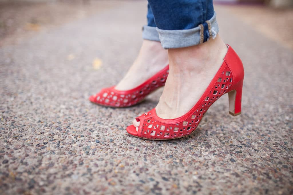 Investment shoes worth splurging on- and a roundup on the half of NSale