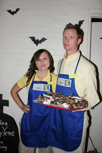 Pop Culture Couple's Halloween Costume Ideas