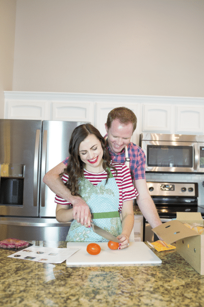Easy Romantic Gourmet Cooking Date Night At Home