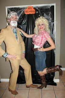 Funny Couple's Halloween Costume Ideas