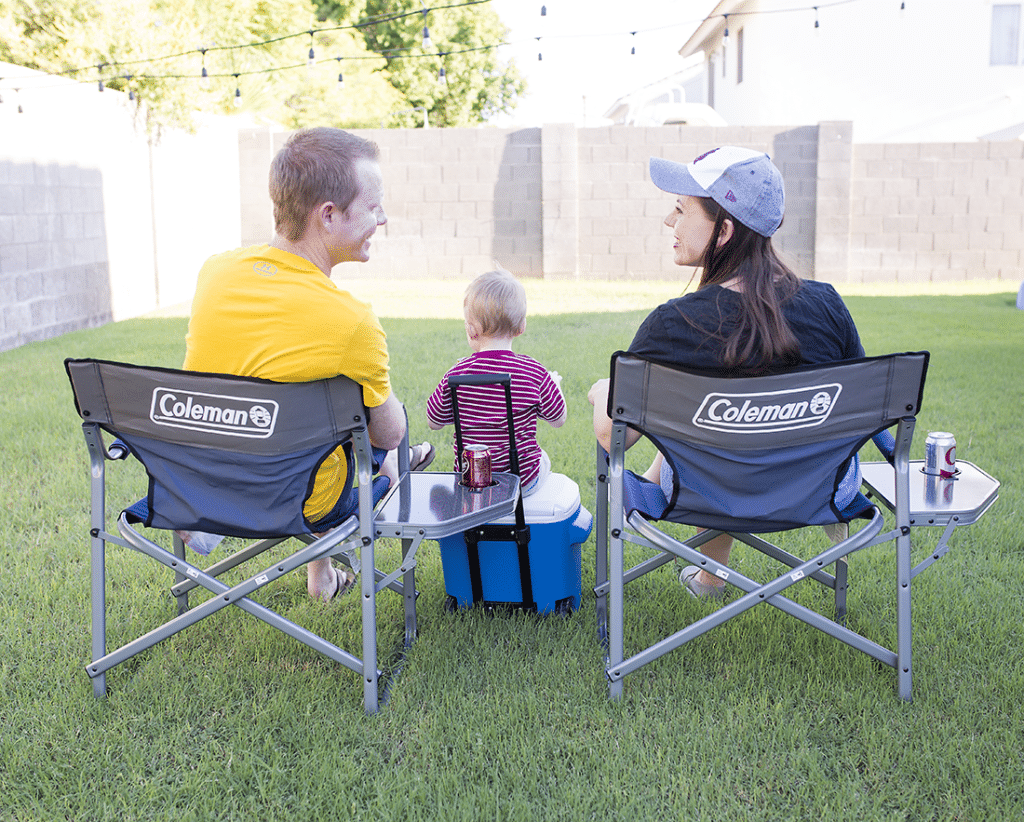 Family Tailgating: An easy family date idea