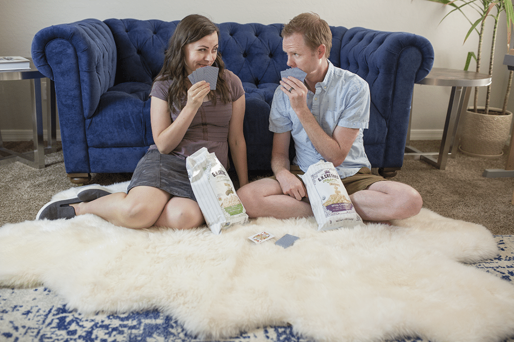 The one hour date night: easy date night at home you can squeeze in with only an hour