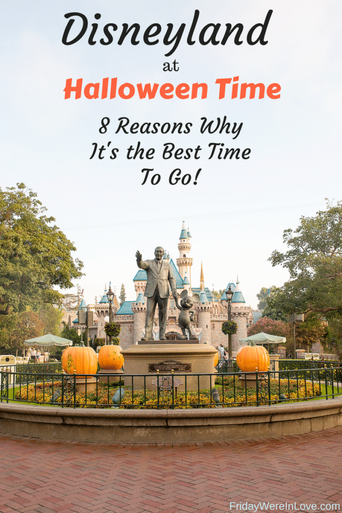 Disneyland at Halloween Time: 8 Reasons Why Halloween time at Disneyland Resort is the best time to go to Disneyland!