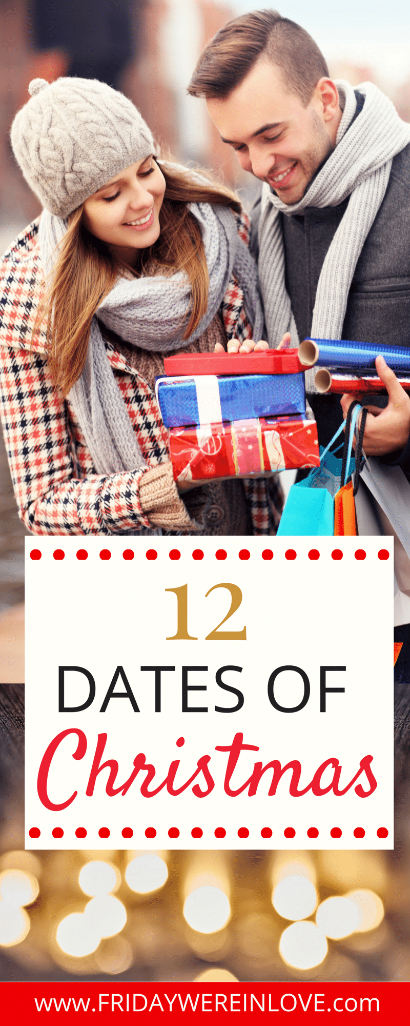 12 Dates Of Christmas.The 12 Dates Of Christmas Christmas Date Ideas Gift