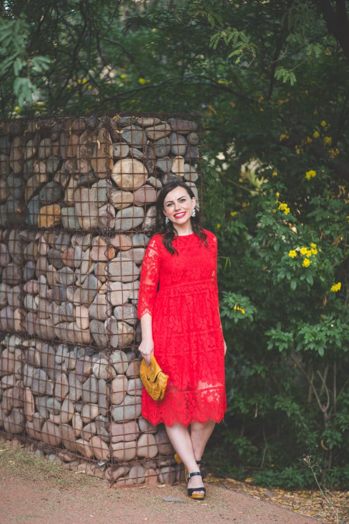 The perfect holiday party outfit: Holiday party dress for under $30