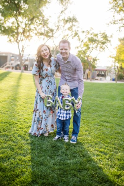 The Story of Our Infertility Journey and Whiting Miracle Baby #2!