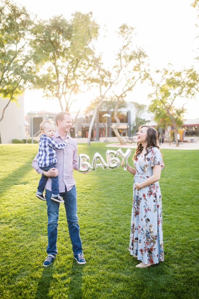 Our infertility journey and Miracle Baby Pregnancy Announcement
