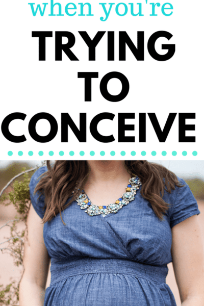 Trying to Conceive: Health and Preparation Tips