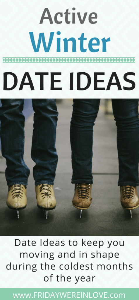 Active Date ideas and Healthy date ideas