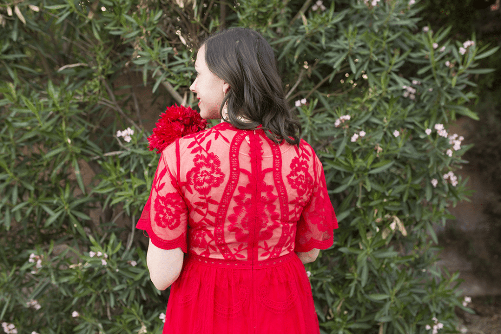 The Perfect Valentine's Day Dress: comes in maternity and non-maternity and tons of color options!