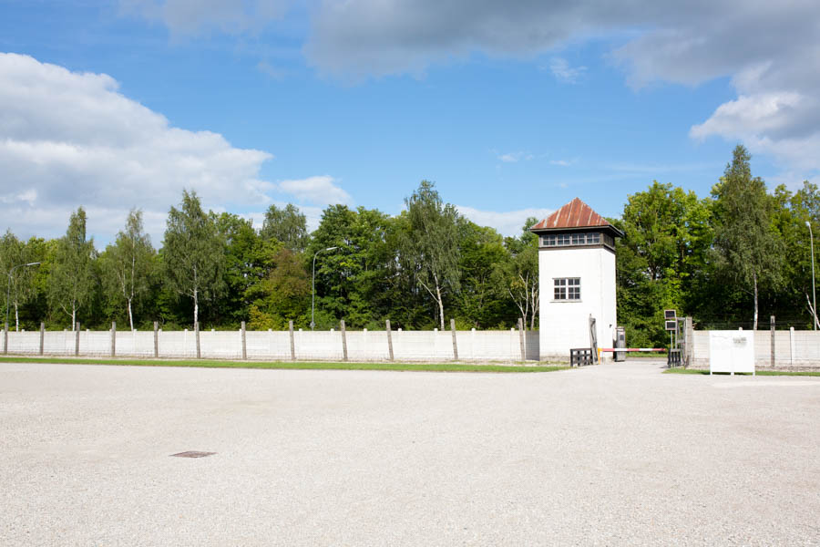 A visit to Dachu Germany Concentration Camp