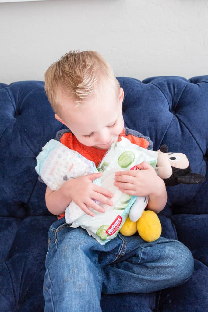 No baby unhugged campaign to help families in need
