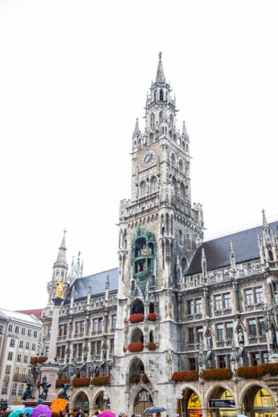 Munich Walking Tour: Day 2 Munich Travel Guide