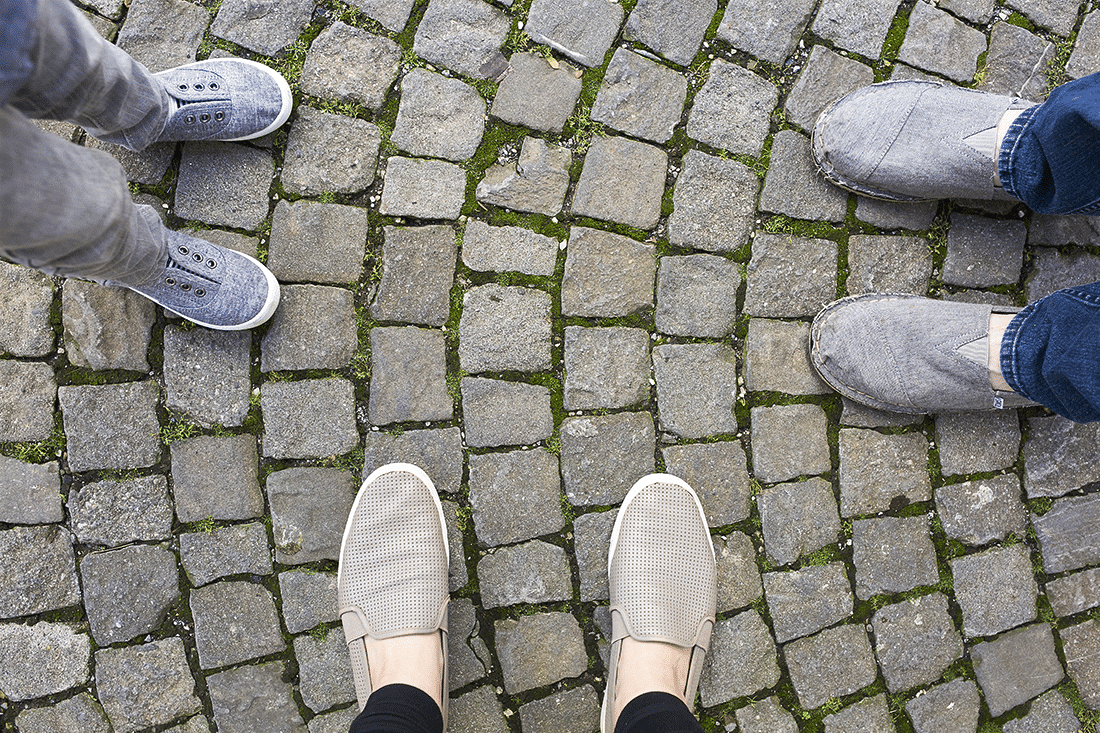 Best Women's Walking Shoes for Travel