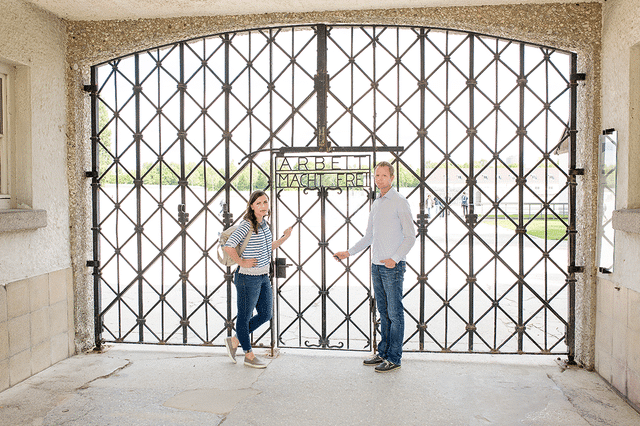 The piece of history everyone should experience: The Dachau Concentration Camp Memorial Tour with Dachau Concentration Camp pictures and touring tips.