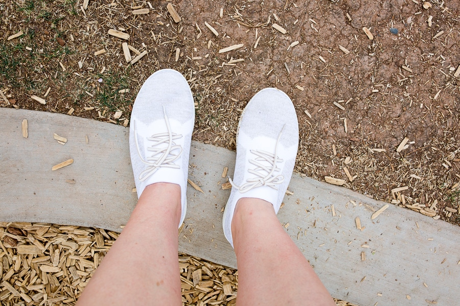 The most comfortable women's walking shoes for travel