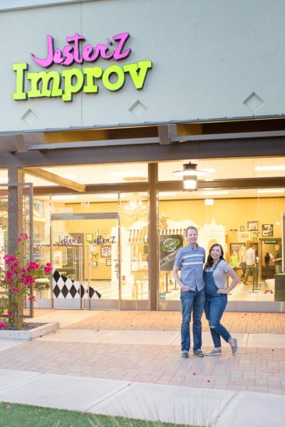 Improv Comedy Show Date Night