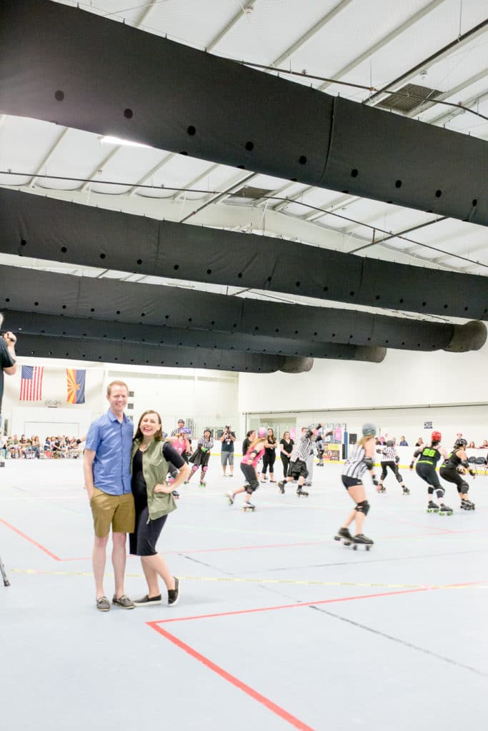 What is roller derby and why you should attend