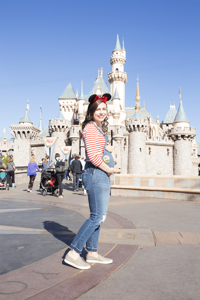 Disneyland rides you can go on pregnant