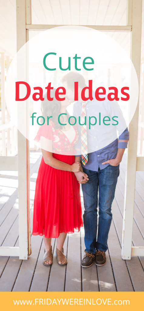 Cute Date Ideas for Couples