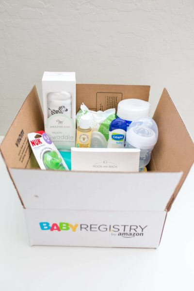 The Easiest Baby Registry