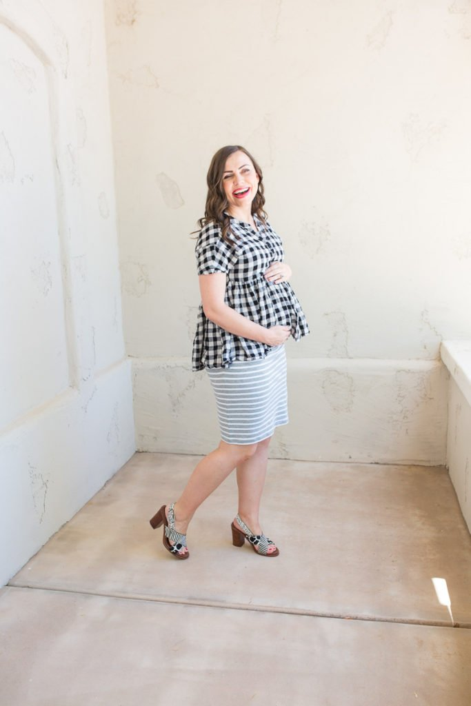 Maternity style outfits