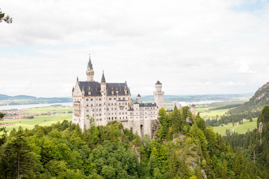 Neuschwanstein Castle: How to Tour Tips and Travel Guide