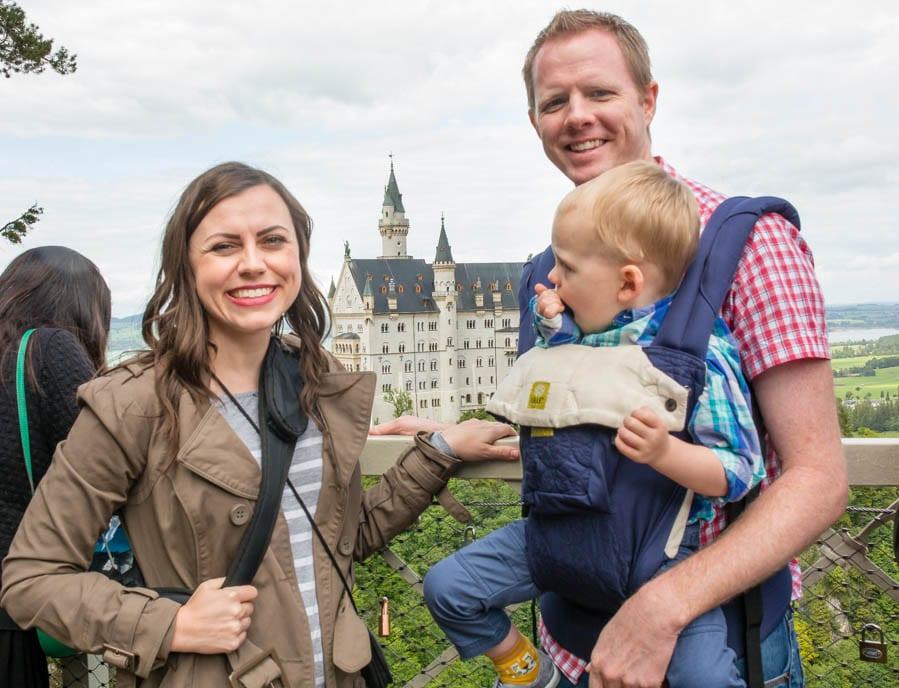 Getting the Best Pictures ofNeuschwanstein Castle