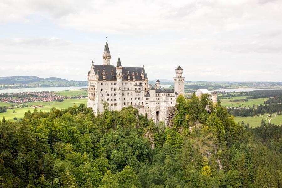 Neuschwanstein Castle Bavaria