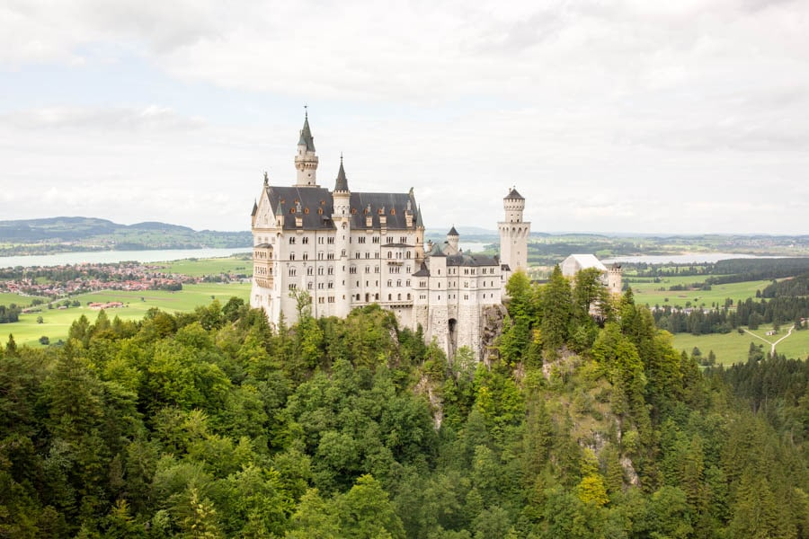 Neuschwanstein Castle Bavaria