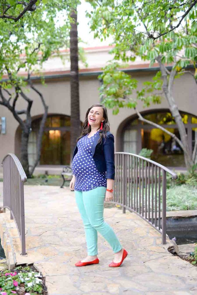 Stitch Fix Maternity Office Attire