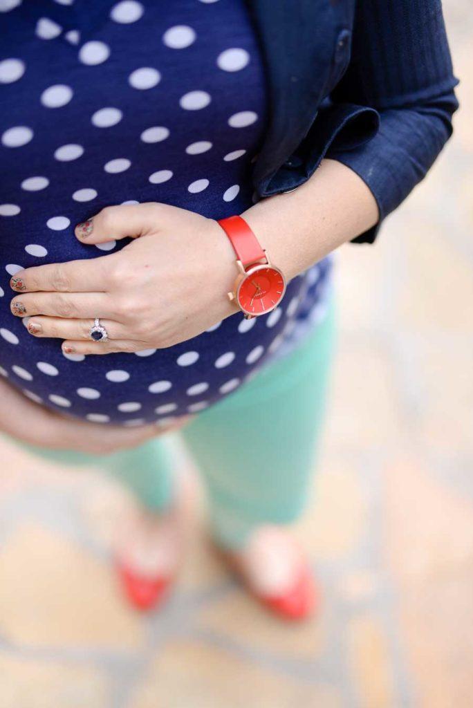 Stitch Fix Box: Maternity Addition